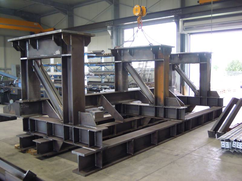 Bullermetallbau De Stahlbau